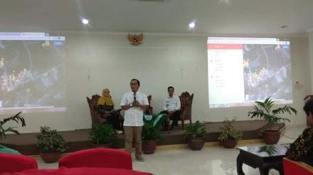 Seminar Sistem Informasi Desa di UNISA Yogyakarta