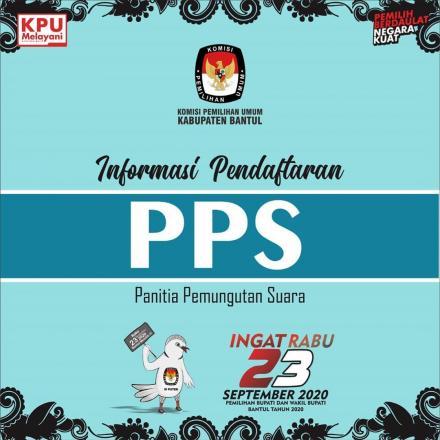 Informasi Pendaftaran PPS