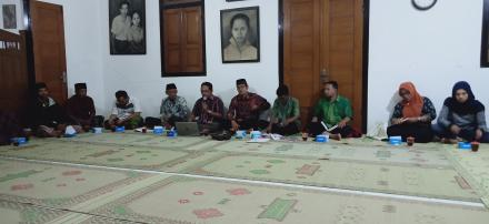 Musyawarah Dusun ( MusDus) di Dusun Srontakan