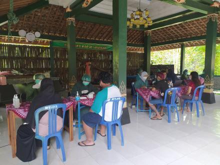 Vaksin Masal di Dusun Plawonan